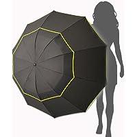 Paraguas para Golf de 62Inch, Resistente al Viento