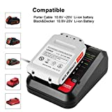 Energup 2 Pack LBXR20 Battery 2.5Ah Replace for