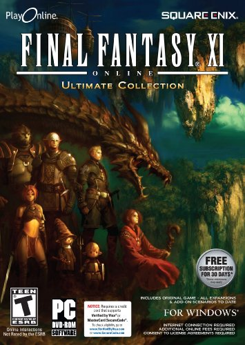 (Final Fantasy XI The Ultimate Collection - PC)