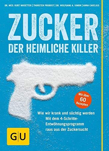 Buch: Zucker - Der heimliche Killer
