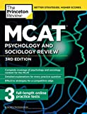 Best Mcat Books - MCAT Psychology and Sociology Review, 3rd Edition: Complete Review