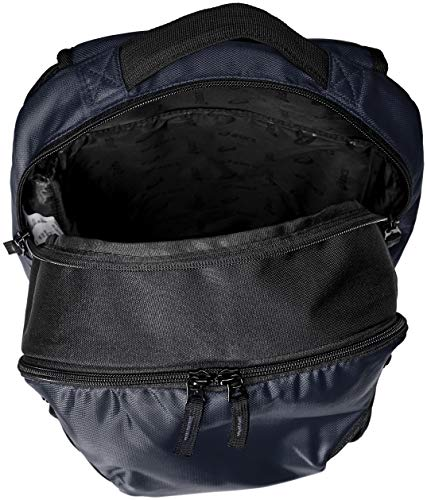 Black Navy Backpack Edge II ASICS qw0ZC66