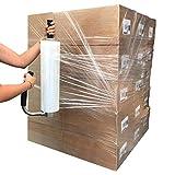 White Kaiman Stretch Film Dispenser Perfect Fit for