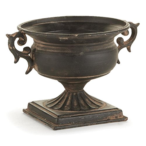 Bowl Decorative Footed (Napa Home & Garden FOOTED BOWL with HANDLES)