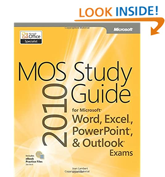 MOS Certification: Amazon.com