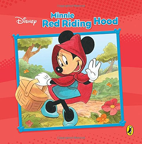 Minnie Red Riding Hood [Hardcover] DISNEY ()