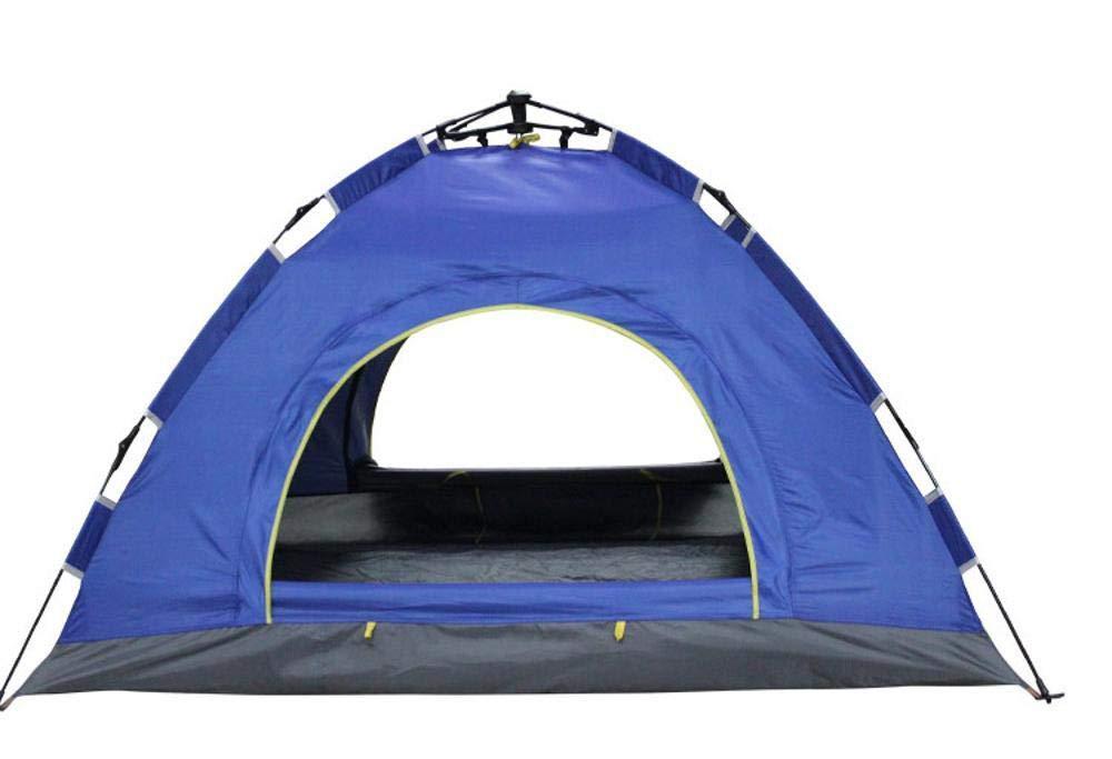 Lxj Outdoor-Zelt automatische Zelt im Freien Doppel einstöckigen Bereich Camping Travel Camping-Ausrüstung schnell-Open Travel Camping Zelt 200  150  H10 0cm 5f8280