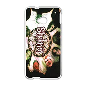 Excellent Hard Rock Band Slipknot Joker Phone Cases for HTC One M7