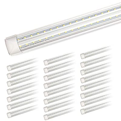 Wawui T8 LED Fixture V-Shape Integrated