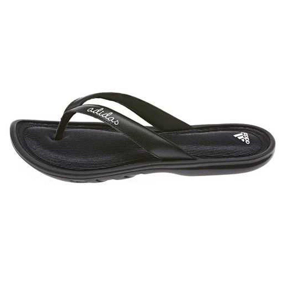 c27c54e08b71 adidas Performance Women s Fit Foam Flip Flop Sandals - Black - 7UK   Amazon.co.uk  Shoes   Bags