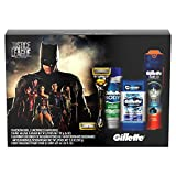 #5: Gillette Razor Body Wash Shave Gel and Deodorant Justice League Gift Pack