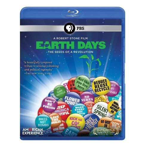 American Experience: Earth Days [Blu-ray]