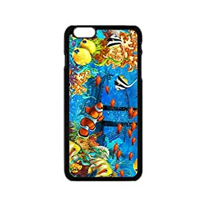 The Boat In The Sea Hight Quality Plastic Case for Iphone 6