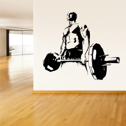 Fitness Wall Decals 2017