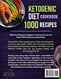 Keto Cookbook For Beginners: 1000 Recipes For Quick