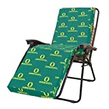 Cheap College Covers Oregon Ducks Zero Gravity Chair Cushion (20x72x2)