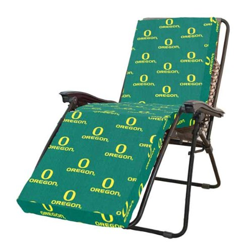 College Covers Oregon Ducks Zero Gravity Chair Cushion (20x72x2)
