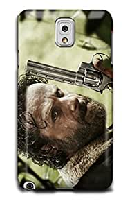 Tomhousomick Custom Design The Walking Dead Case for Samsung Galaxy Note 3 Phone Case Cover #87