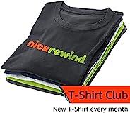 Nick Rewind T-Shirt Club Subscription – Men – Large