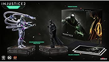 Triforce Injustice 2 Versus Batman & Brainiac Statues