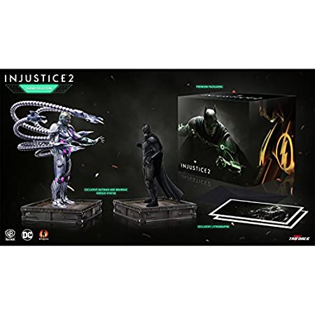 Triforce Injustice 2: The Versus Collection - Not Machine Specific;