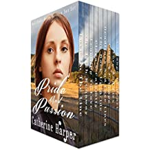 Mail Order Bride Box Set - Pride And Passion - 9 Mail Order Brides Story Collection (Western Historical Romance Box Set Bundle).