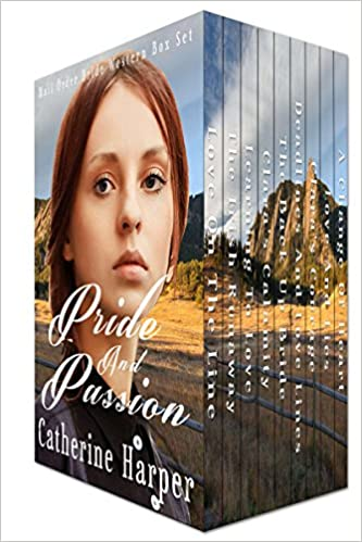 Android-Bücher herunterladen Mail Order Bride Box Set - Pride And Passion - 9 Mail Order Brides Story Collection (Western Historical Romance Box Set Bundle). iBook by Catherine Harper