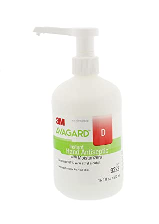 Amazon Com Avagard D Instant Hand Antiseptic Sanitizer Gel Code