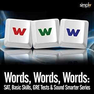 Words, Words, Words Audiobook