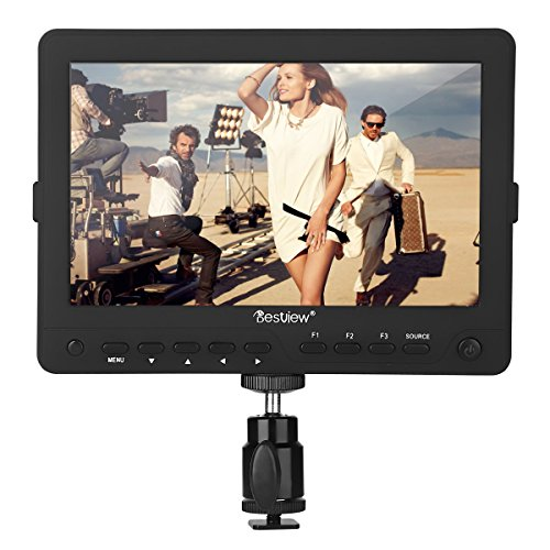 pangshi BSY703 7 inch Ultra HD LCD Video Field Monitor with