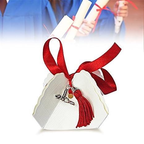 Bomboniera Store - Bombonera Fonendoscopio y tensiómetro con Packaging y con cinta para graduación: Amazon.es: Hogar