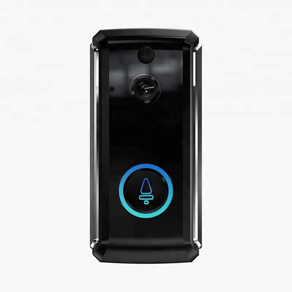 166 Grad 720P HD WiFi IP Sicherheit Türklingel Kamera Mit Handy Nachricht Drücken