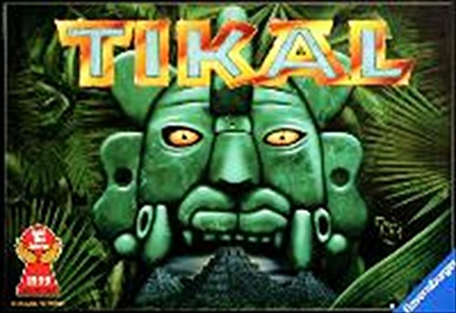 Tikal Board Game by Rio Grande Games