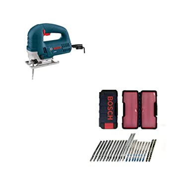 Amazon.com: Bosch JS260 60A - Juego de cuchillas de sierra ...