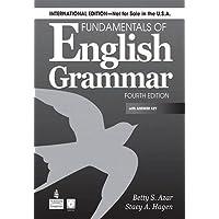 Fundamentals of English Grammar (International) SB w/AK (4th Edition)