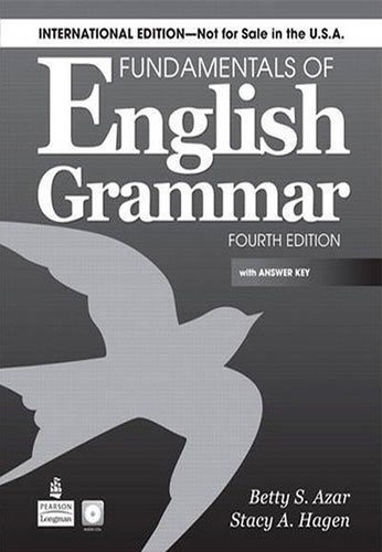 Fundamentals of English Grammar (International) SB w/AK (4th Edition)