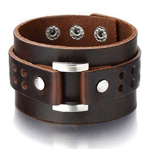 leather Bracelet Genuine Leather Wristband
