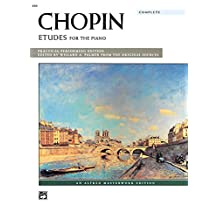 Chopin - Etudes (Complete): Comb Bound Book