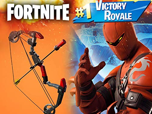 (Clip: Fortnite Season 8 - Explosive Bow Is Insane!  Red Ninja Gets A Huge Victory Royale! New Gameplay!)