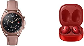 Samsung Galaxy Watch3 GPS Smartwatch + Samsung Wireless Earbuds