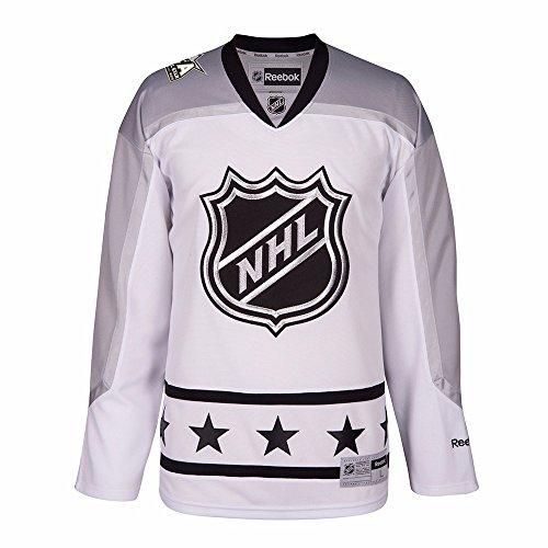 NHL Metropolitan Division Reebok 2017 All-Star Game Premier Blank Jersey - White S