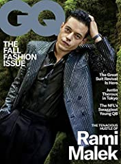 GQ helps you look sharp and live smart. Each issue brings you revealing sports profiles, intimate photos of today's hottest up & coming actresses and models, tips on fine food & drink, sex, politics, fashion and grooming advice, The S...