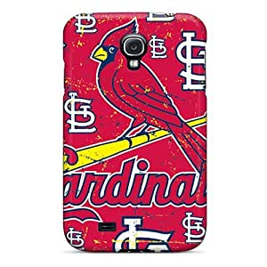 New Diy Design St. Louis Cardinals For Galaxy S4 Cases Comfortable For Lovers And Friends For Christmas Gifts