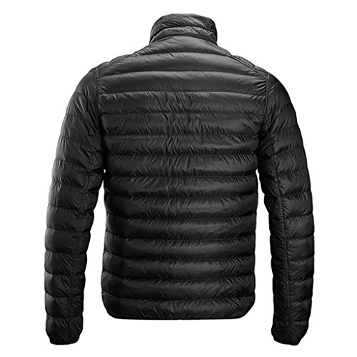 redder Winter Down Cotton Jacket Heated Jacket With New Heating System Auto-Heated Winter Coat For Woman Hooded Windbreaker by redder (Image #1)