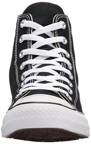 Converse Chuck Taylor All Star Core Hi, Unisex - Erwachsene Sneakers, Schwarz/Black, EU 51.5