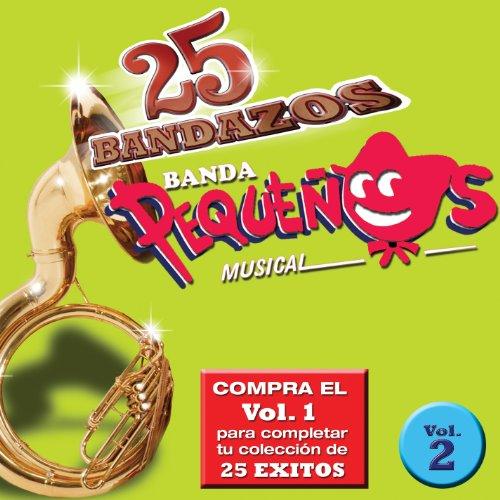 25 Bandazos de Pequeños Musical (Vol. 2) (USA)