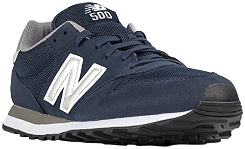 Balance Nay 500 Uomo Blu New Sneaker Navy BSawdBfq