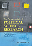 The Fundamentals of Political Science Research