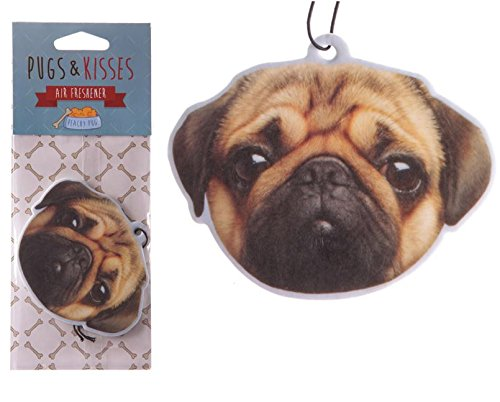 Air-Freshener-Peach-Fragranced-Pug