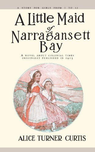 book cover of A Little Maid of Narragansett Bay
